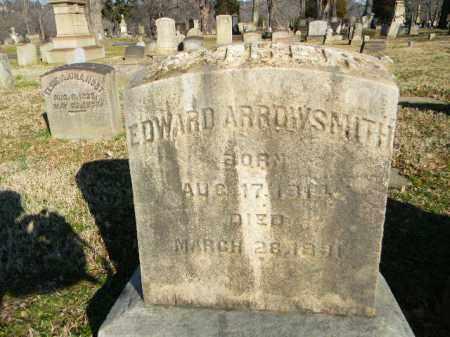 ARROWSMITH (CW), EDWARD - Northampton County, Pennsylvania | EDWARD ARROWSMITH (CW) - Pennsylvania Gravestone Photos