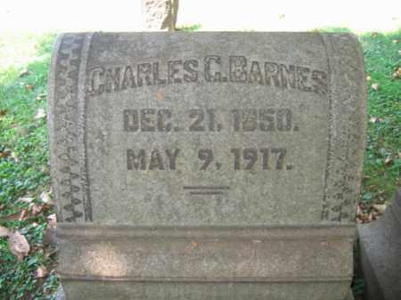 BARNES, CHARLES - Northampton County, Pennsylvania | CHARLES BARNES - Pennsylvania Gravestone Photos