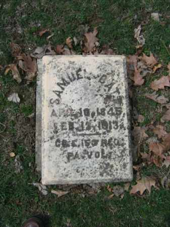 BATT, SAMUEL - Northampton County, Pennsylvania   SAMUEL BATT - Pennsylvania Gravestone Photos