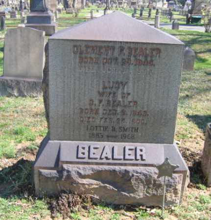BEALER (CW), CLEMENT F. - Northampton County, Pennsylvania | CLEMENT F. BEALER (CW) - Pennsylvania Gravestone Photos