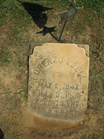 BELL, LORENZO T. - Northampton County, Pennsylvania | LORENZO T. BELL - Pennsylvania Gravestone Photos