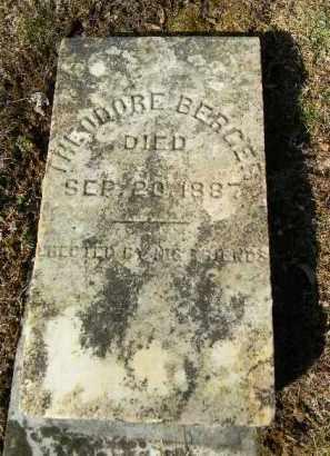 BERGER, THEODORE - Northampton County, Pennsylvania   THEODORE BERGER - Pennsylvania Gravestone Photos