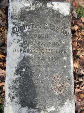 BISHOP, AUGUSTUS - Northampton County, Pennsylvania   AUGUSTUS BISHOP - Pennsylvania Gravestone Photos