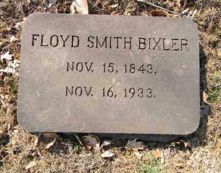BIXLER (CW), FLOYD SMITH - Northampton County, Pennsylvania | FLOYD SMITH BIXLER (CW) - Pennsylvania Gravestone Photos