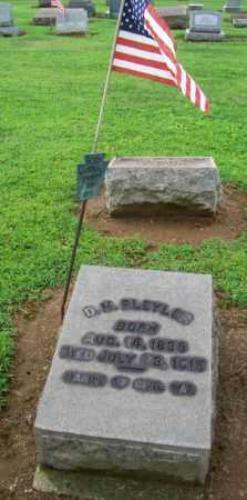 BLEYLER (CW), D.H. - Northampton County, Pennsylvania | D.H. BLEYLER (CW) - Pennsylvania Gravestone Photos