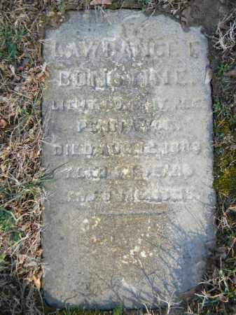 BONSTEIN (BONSTINE)(CW), LAWRENCE F. - Northampton County, Pennsylvania | LAWRENCE F. BONSTEIN (BONSTINE)(CW) - Pennsylvania Gravestone Photos