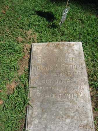 BORHEK (CW), MORRIS  A. - Northampton County, Pennsylvania   MORRIS  A. BORHEK (CW) - Pennsylvania Gravestone Photos