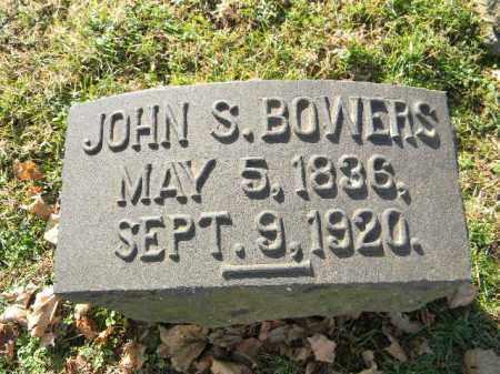 BOWERS, JOHN - Northampton County, Pennsylvania | JOHN BOWERS - Pennsylvania Gravestone Photos