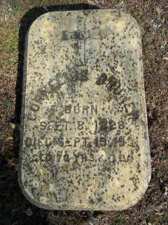 BRUNER, CORNELIUS - Northampton County, Pennsylvania   CORNELIUS BRUNER - Pennsylvania Gravestone Photos