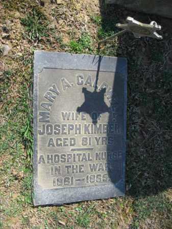 CALDWELL, MARY A. - Northampton County, Pennsylvania   MARY A. CALDWELL - Pennsylvania Gravestone Photos