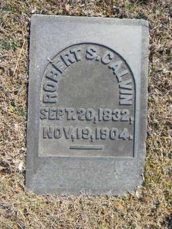 CALVIN, ROBERT S. - Northampton County, Pennsylvania | ROBERT S. CALVIN - Pennsylvania Gravestone Photos