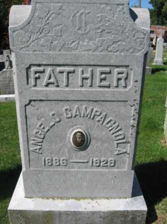 CAMPAGNOLA, ANGELO - Northampton County, Pennsylvania | ANGELO CAMPAGNOLA - Pennsylvania Gravestone Photos