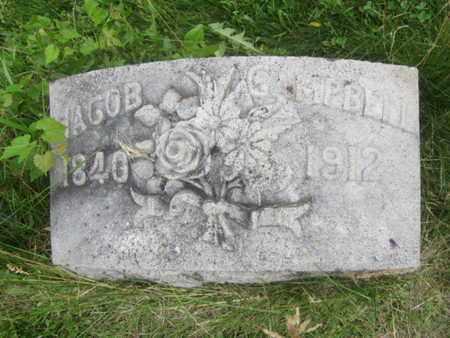 CAMPBELL, JACOB - Northampton County, Pennsylvania   JACOB CAMPBELL - Pennsylvania Gravestone Photos