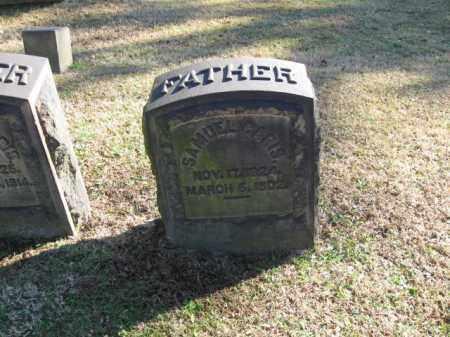 CARIS, SAMUEL - Northampton County, Pennsylvania | SAMUEL CARIS - Pennsylvania Gravestone Photos