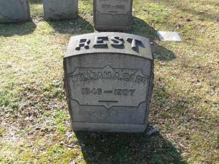 CARR, WILLIAM M. - Northampton County, Pennsylvania | WILLIAM M. CARR - Pennsylvania Gravestone Photos