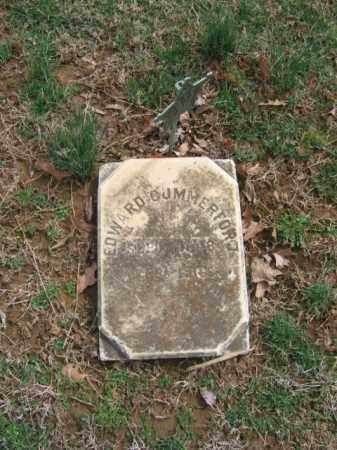 CUMMERFORD, EDWARD - Northampton County, Pennsylvania | EDWARD CUMMERFORD - Pennsylvania Gravestone Photos