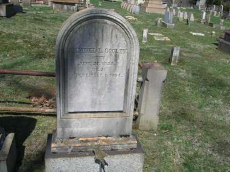 COOLEY (CW), SAMUEL L. - Northampton County, Pennsylvania | SAMUEL L. COOLEY (CW) - Pennsylvania Gravestone Photos