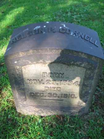CORNELL, NELSON P. - Northampton County, Pennsylvania | NELSON P. CORNELL - Pennsylvania Gravestone Photos