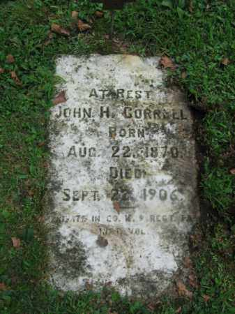 CORRELL, JOHN  H. - Northampton County, Pennsylvania | JOHN  H. CORRELL - Pennsylvania Gravestone Photos