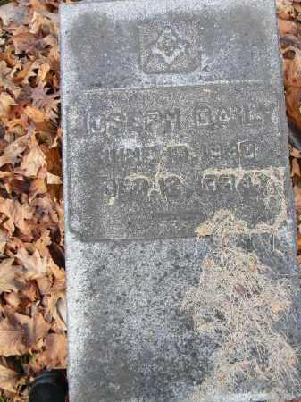 DAILY (CW), JOSEPH - Northampton County, Pennsylvania | JOSEPH DAILY (CW) - Pennsylvania Gravestone Photos
