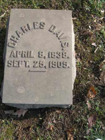 DAVIS, CHARLES - Northampton County, Pennsylvania   CHARLES DAVIS - Pennsylvania Gravestone Photos