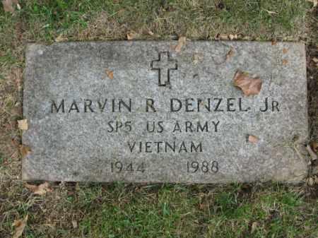 DENZEL,JR., MARVIN  R. - Northampton County, Pennsylvania | MARVIN  R. DENZEL,JR. - Pennsylvania Gravestone Photos