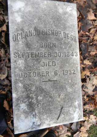 DESH (CW), ORLANDO BISHOP - Northampton County, Pennsylvania | ORLANDO BISHOP DESH (CW) - Pennsylvania Gravestone Photos