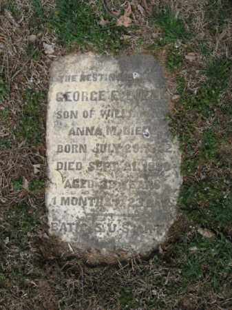 DIEHL, GEORGE - Northampton County, Pennsylvania   GEORGE DIEHL - Pennsylvania Gravestone Photos