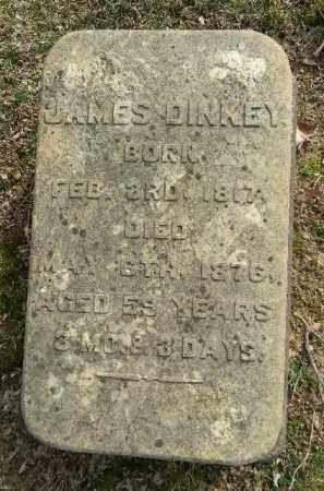 DINKEY, JAMES - Northampton County, Pennsylvania | JAMES DINKEY - Pennsylvania Gravestone Photos