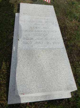 DOSTER (CW), GEN. WILLIAM E. - Northampton County, Pennsylvania   GEN. WILLIAM E. DOSTER (CW) - Pennsylvania Gravestone Photos
