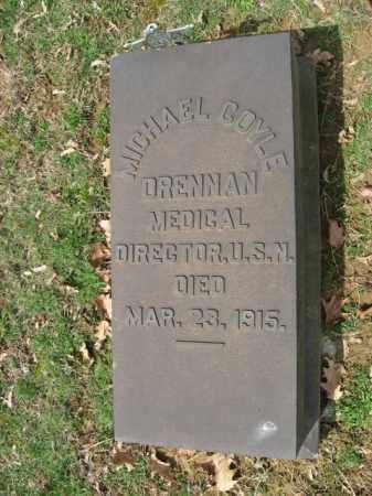 DRENNAN (CW), MICHAEL COYLE - Northampton County, Pennsylvania | MICHAEL COYLE DRENNAN (CW) - Pennsylvania Gravestone Photos
