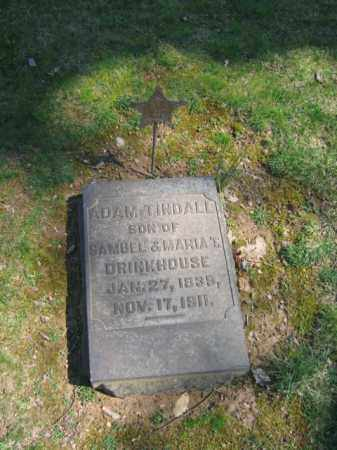 DRINKHOUSE (CW), ADAM T. - Northampton County, Pennsylvania | ADAM T. DRINKHOUSE (CW) - Pennsylvania Gravestone Photos