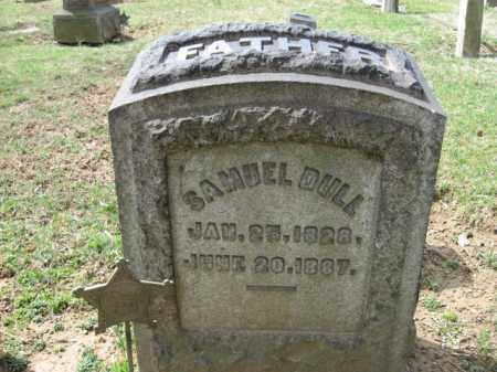 DULL (CW), SAMUEL - Northampton County, Pennsylvania | SAMUEL DULL (CW) - Pennsylvania Gravestone Photos