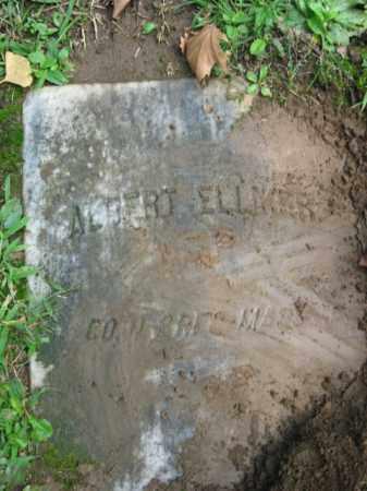 ELLMER, ALBERT - Northampton County, Pennsylvania | ALBERT ELLMER - Pennsylvania Gravestone Photos