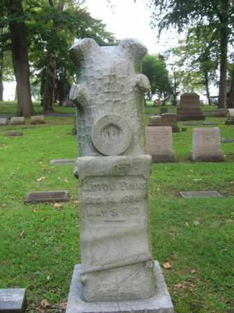 EVANS, LLOYD J. - Northampton County, Pennsylvania   LLOYD J. EVANS - Pennsylvania Gravestone Photos