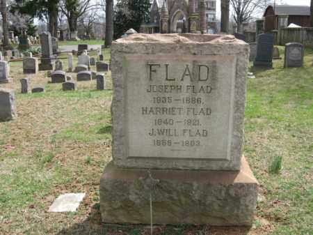 FLAD, HARRIET - Northampton County, Pennsylvania | HARRIET FLAD - Pennsylvania Gravestone Photos