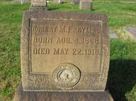 FREYLING, ROBERT M. - Northampton County, Pennsylvania | ROBERT M. FREYLING - Pennsylvania Gravestone Photos
