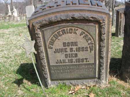 FREY,SR., FREDERICK - Northampton County, Pennsylvania | FREDERICK FREY,SR. - Pennsylvania Gravestone Photos
