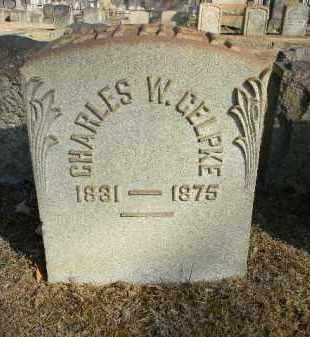 GELPKE, CHARLES W. - Northampton County, Pennsylvania | CHARLES W. GELPKE - Pennsylvania Gravestone Photos