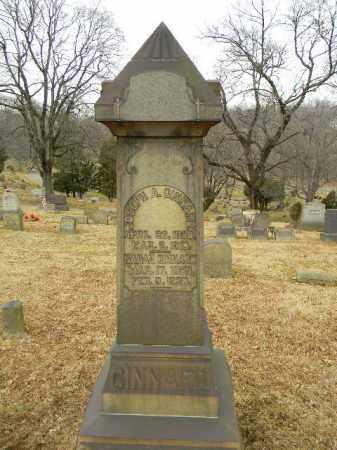 GINNARD (CW), JOSEPH A. - Northampton County, Pennsylvania | JOSEPH A. GINNARD (CW) - Pennsylvania Gravestone Photos