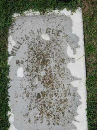 GLEWELL, WILLIAM  H. - Northampton County, Pennsylvania   WILLIAM  H. GLEWELL - Pennsylvania Gravestone Photos