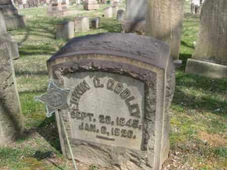 GODLEY, EDWIN G. - Northampton County, Pennsylvania | EDWIN G. GODLEY - Pennsylvania Gravestone Photos