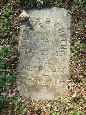 GREEN (CW), GEORGE B. - Northampton County, Pennsylvania   GEORGE B. GREEN (CW) - Pennsylvania Gravestone Photos