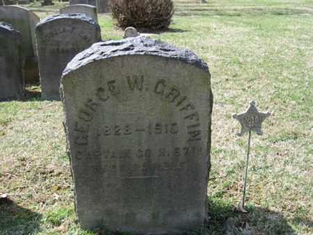 GRIFFIN, GEORGE W. - Northampton County, Pennsylvania | GEORGE W. GRIFFIN - Pennsylvania Gravestone Photos