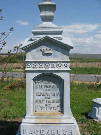 HAGENBUCH, CATHARINE - Northampton County, Pennsylvania   CATHARINE HAGENBUCH - Pennsylvania Gravestone Photos