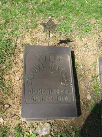 HARMAN, SAMUEL - Northampton County, Pennsylvania | SAMUEL HARMAN - Pennsylvania Gravestone Photos