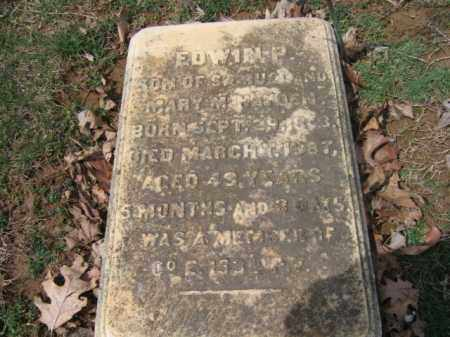 HAYDEN, EDWIN P. - Northampton County, Pennsylvania   EDWIN P. HAYDEN - Pennsylvania Gravestone Photos