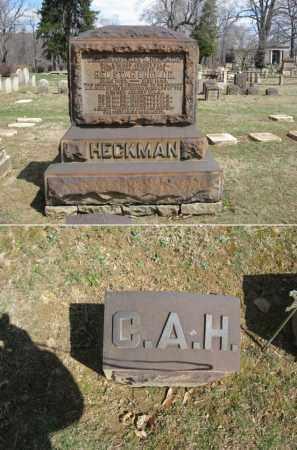 HECKMAN, CHARLES A. - Northampton County, Pennsylvania | CHARLES A. HECKMAN - Pennsylvania Gravestone Photos