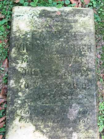 HEISER, WILLIAM - Northampton County, Pennsylvania | WILLIAM HEISER - Pennsylvania Gravestone Photos