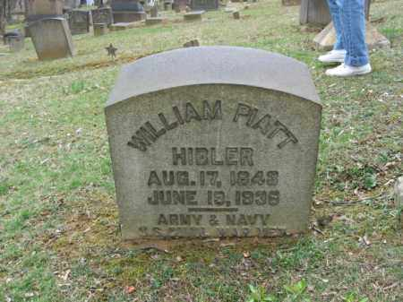 HIBLER, WILLIAM PIATT - Northampton County, Pennsylvania | WILLIAM PIATT HIBLER - Pennsylvania Gravestone Photos